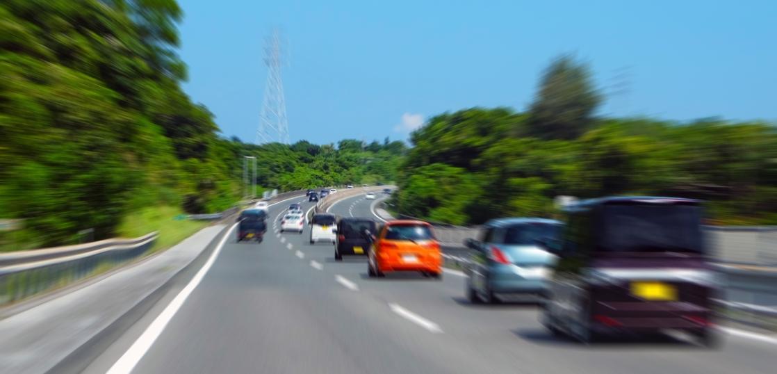 移動体の距離計測イメージ画像
