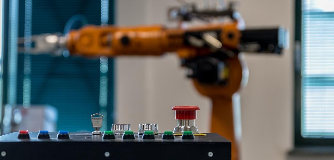 写真計測を使ったロボットティーチングイメージ画像