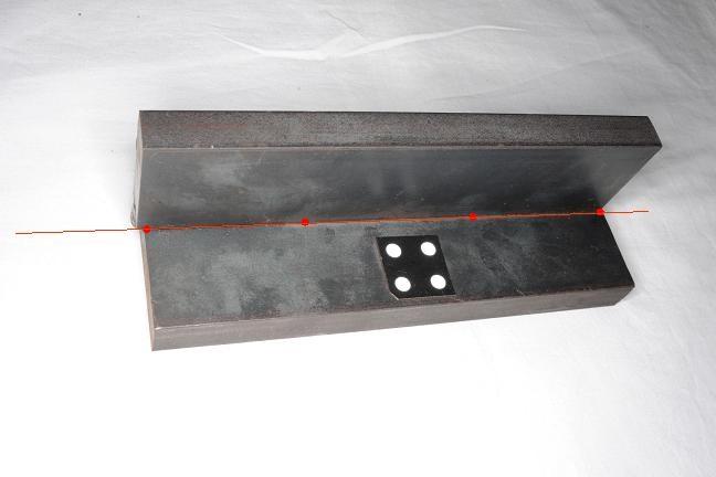 溶接部のティーチング位置の検出