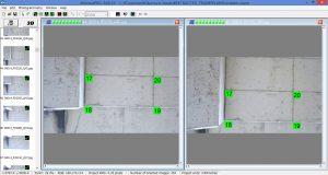写真計測ソフトSingleViewで計測
