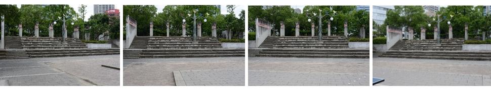 角度を変えて複数枚写真を撮影