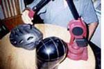MicroScribeとVisiCAD/CAMソフトウェアでヘルメット製作